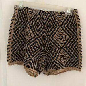 Staring at Stars Shorts - Knit shorts
